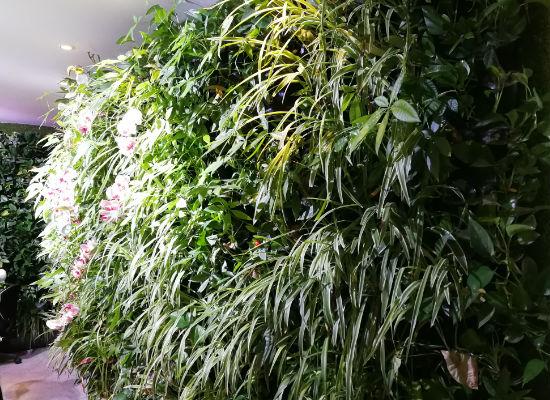 广州恒然四季餐厅双面屏风