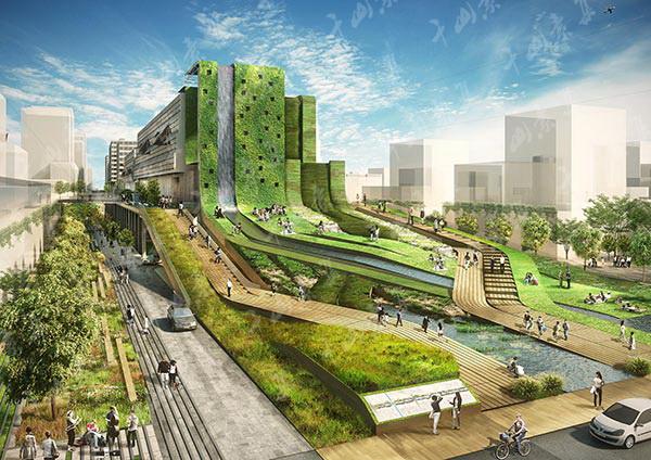 立体绿化,温室效应,生态环境