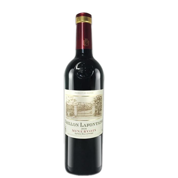 莱勒古堡—碧龙庄干红葡萄酒  每瓶  750ml