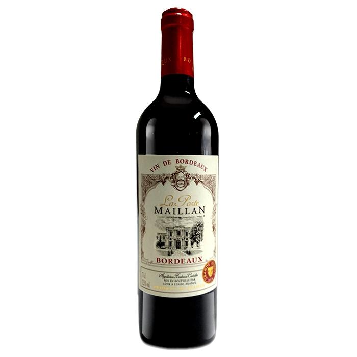 莱勒古堡—麦兰谷干红葡萄酒