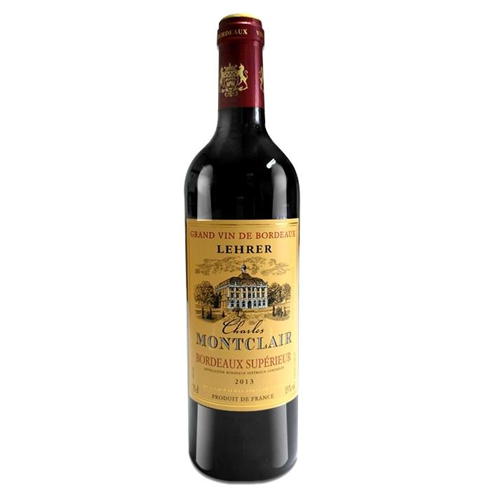 莱勒古堡—青峰庄干红葡萄酒  每瓶