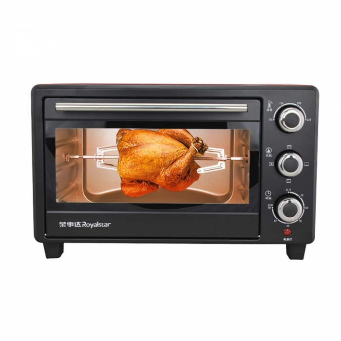 荣事达(Royalstar) RK-25F电烤箱家用烘焙大容量多功能